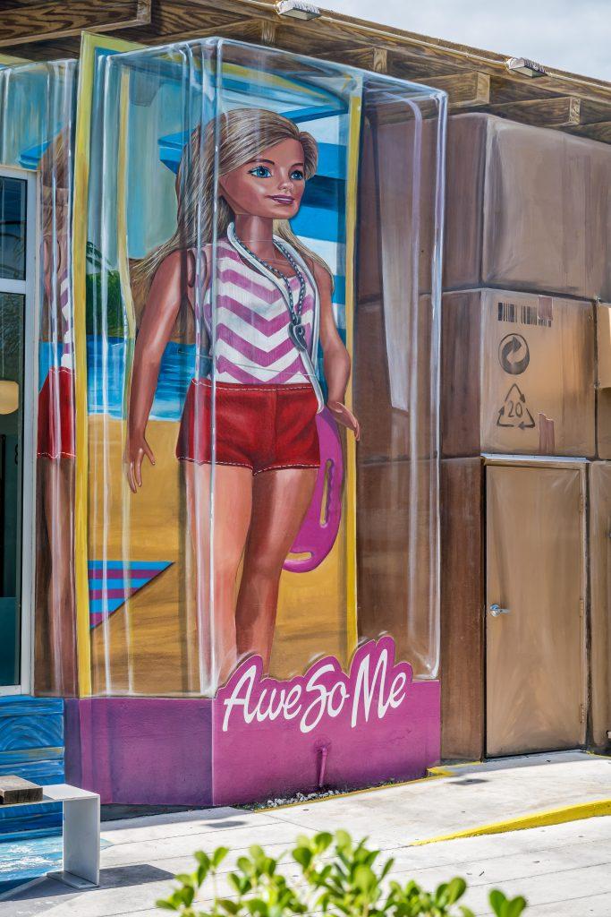 Wynwood walls barbie