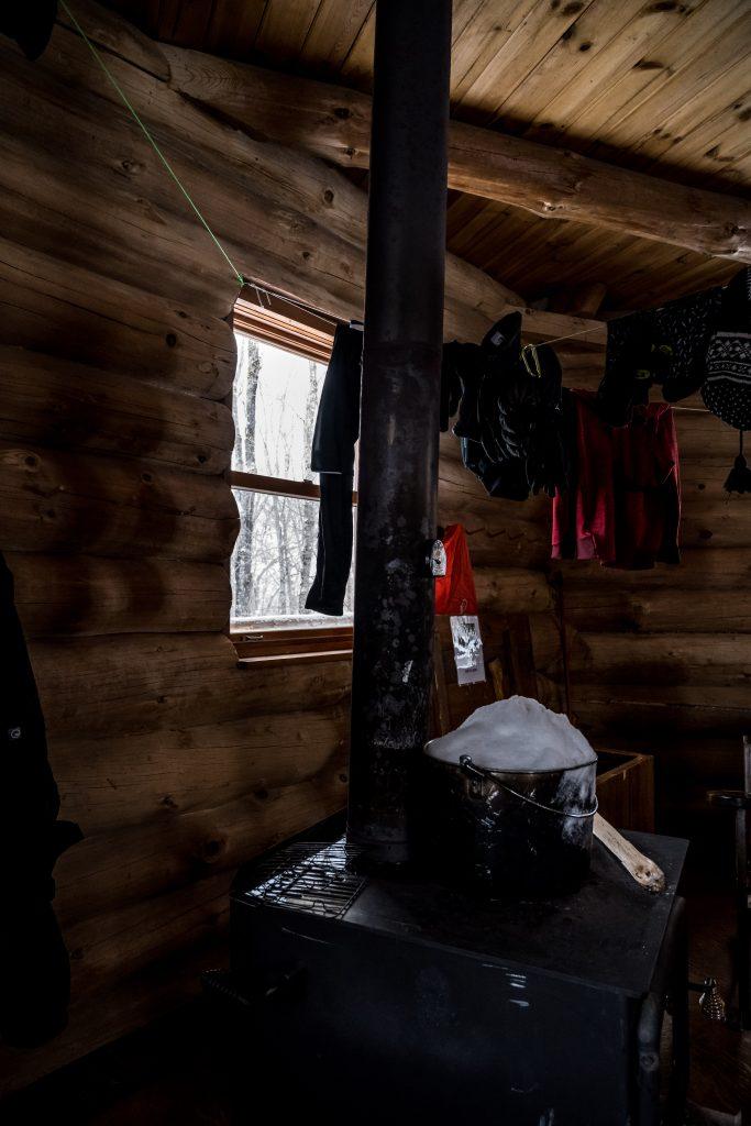 neige peole refuge