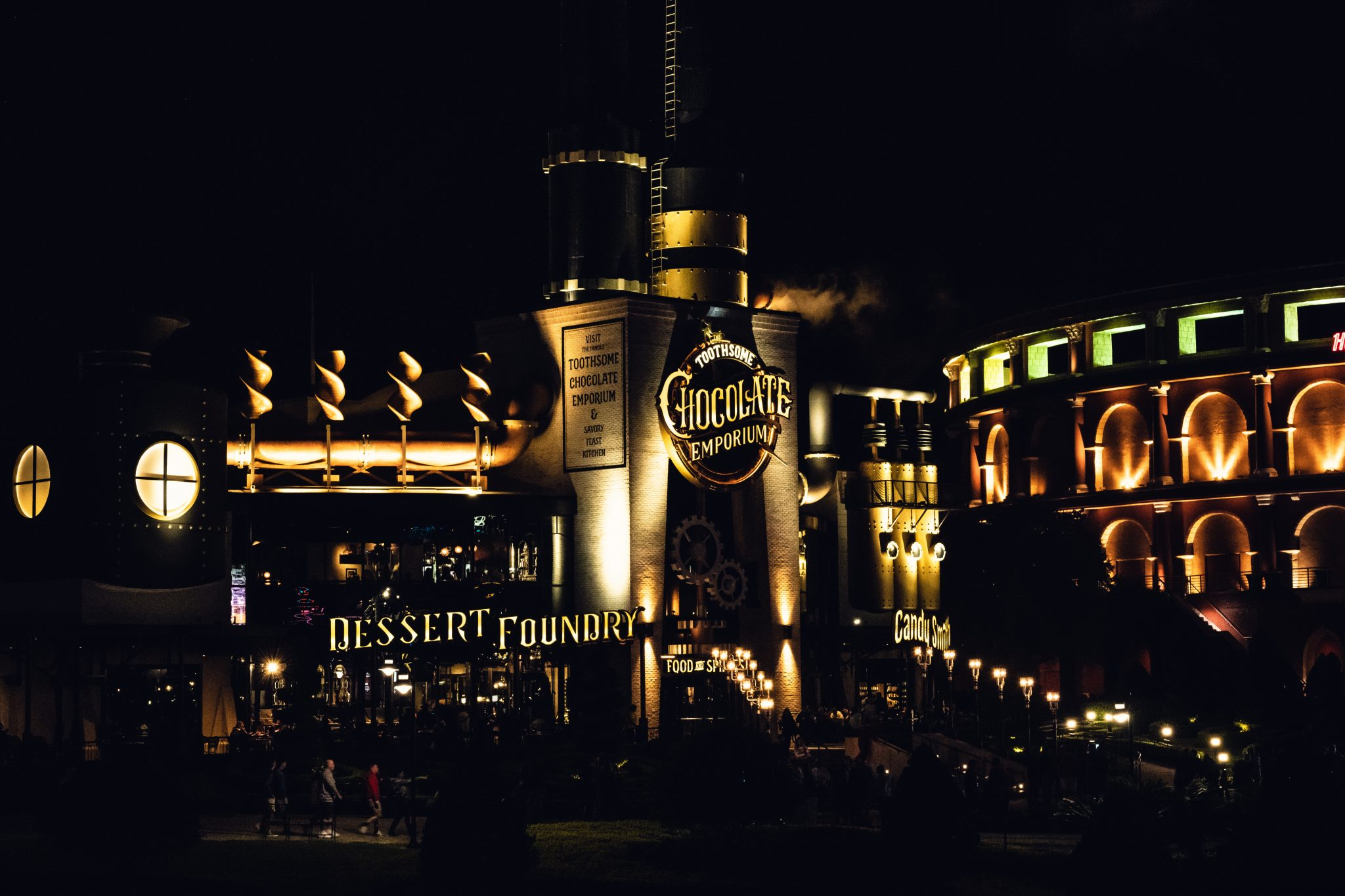 The Toothsome Chocolate Emporium