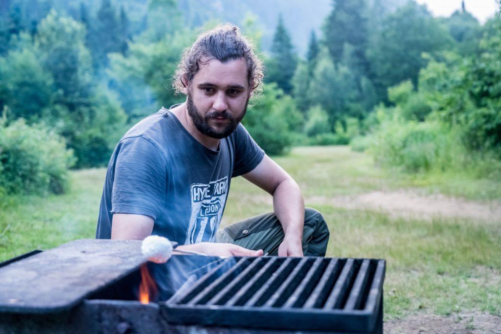 chamallow camping