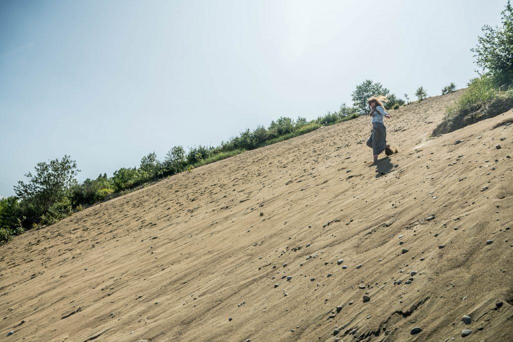 dune Tadoussac road trip québec
