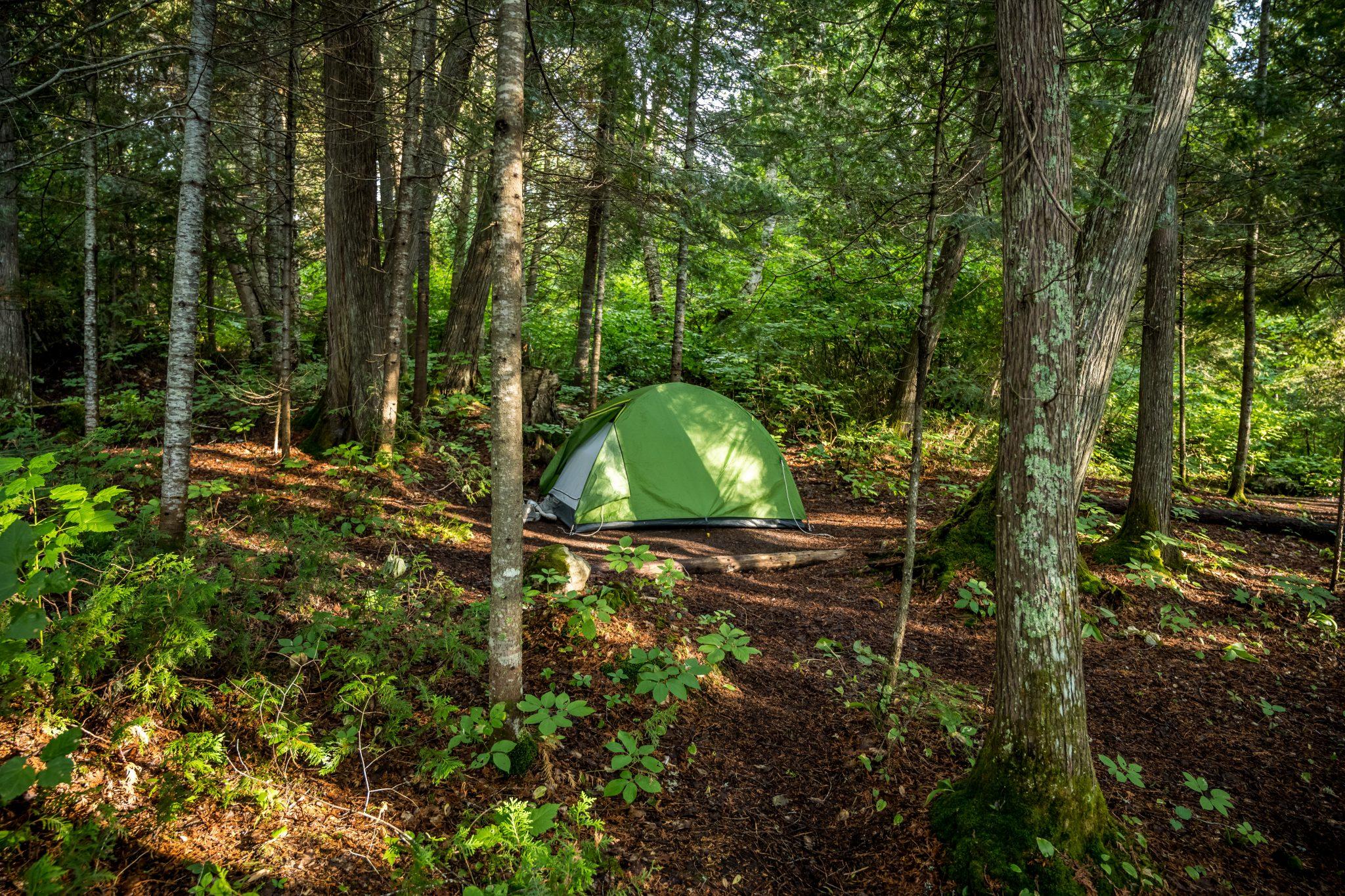 camping verendrye