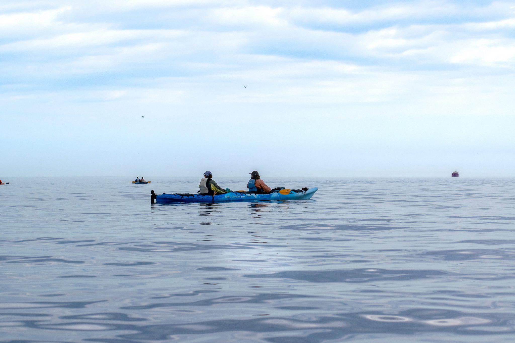 kayak mer et monde