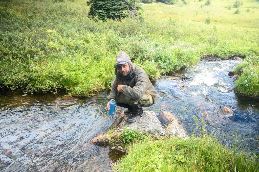 ruisseau monts Groulx