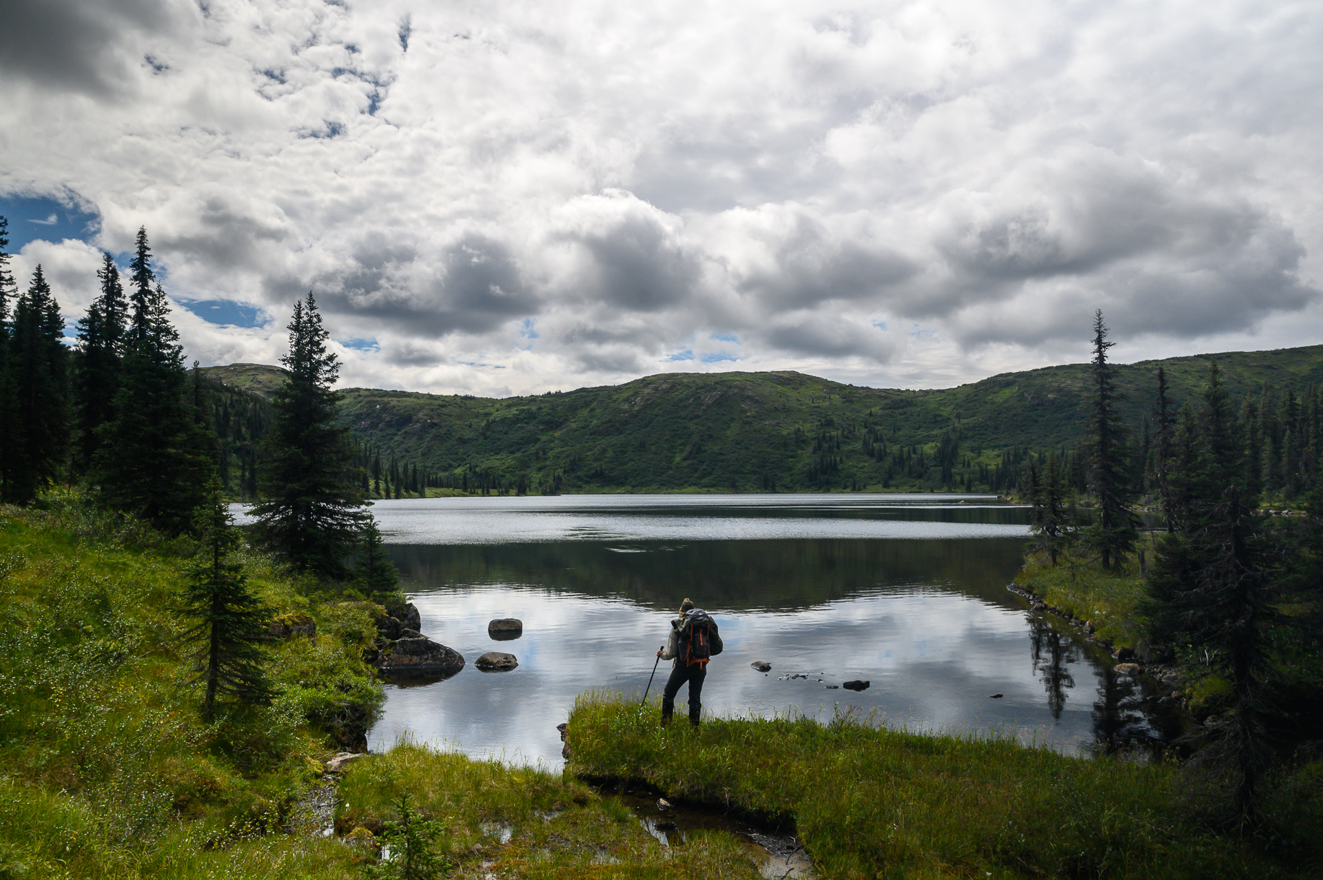 lac magique