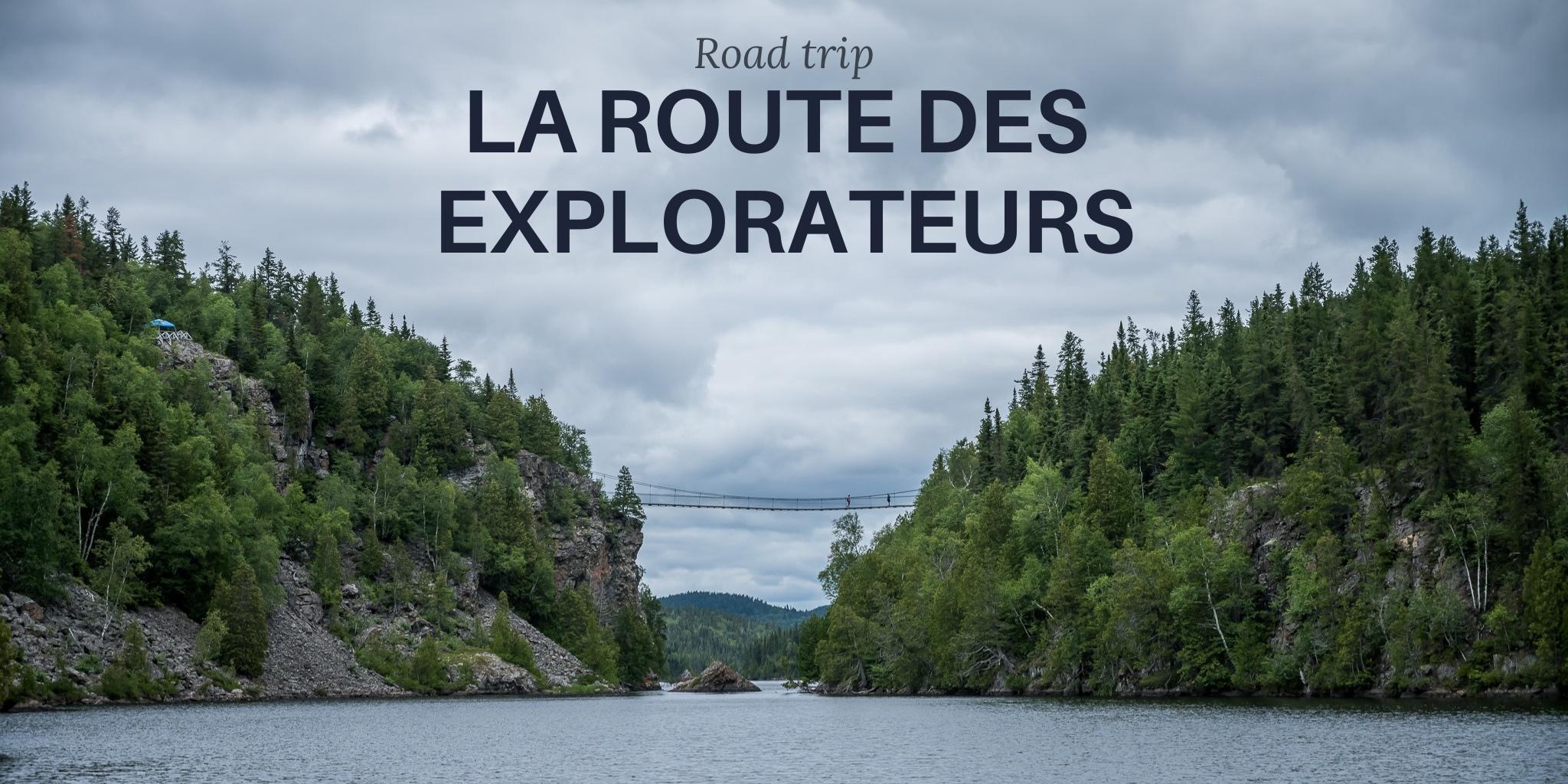 route des explorateurs
