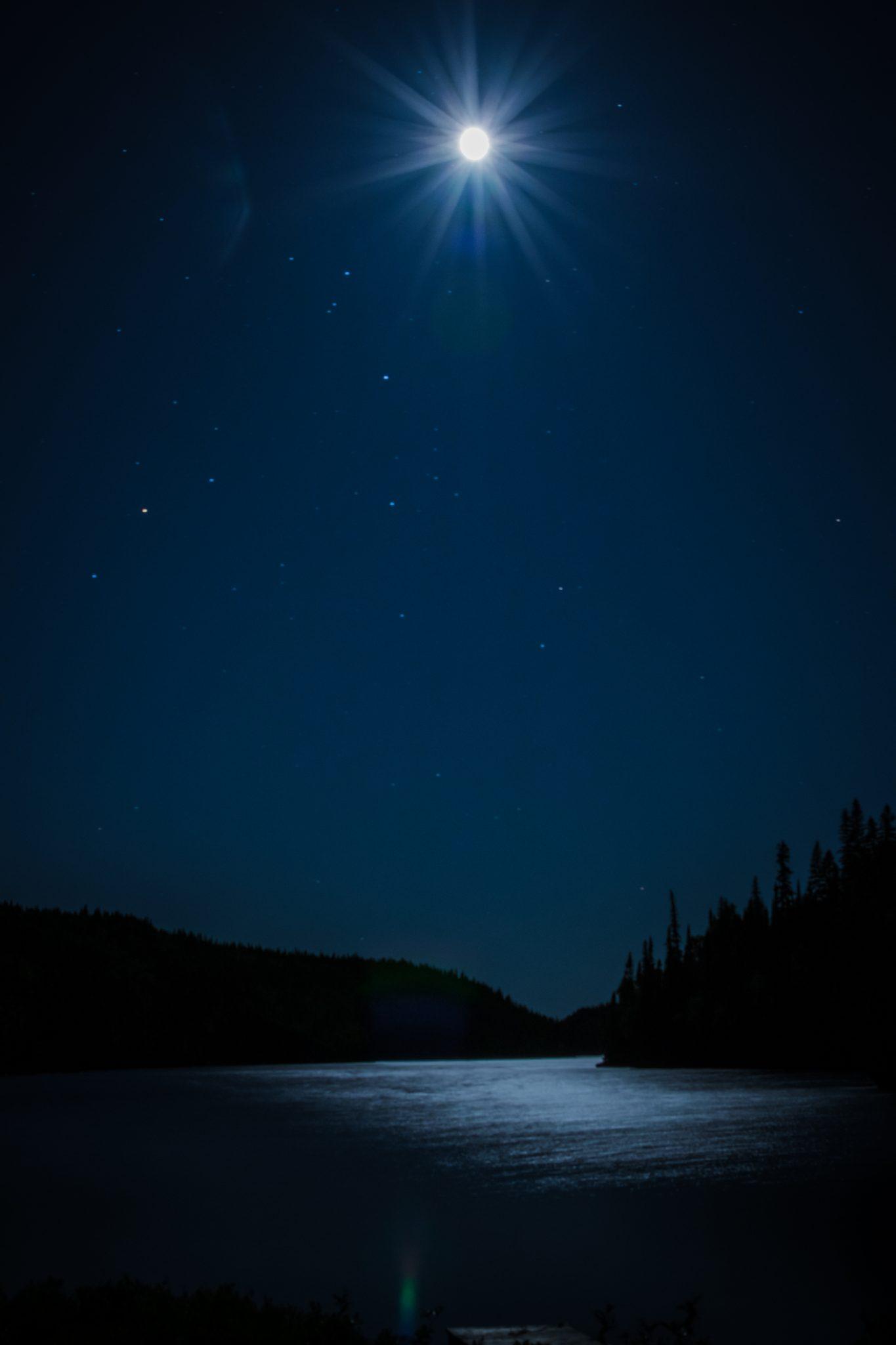 ciel étoilée abitibi