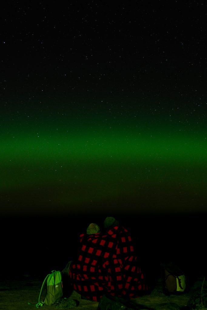 aurore boreales Baie James