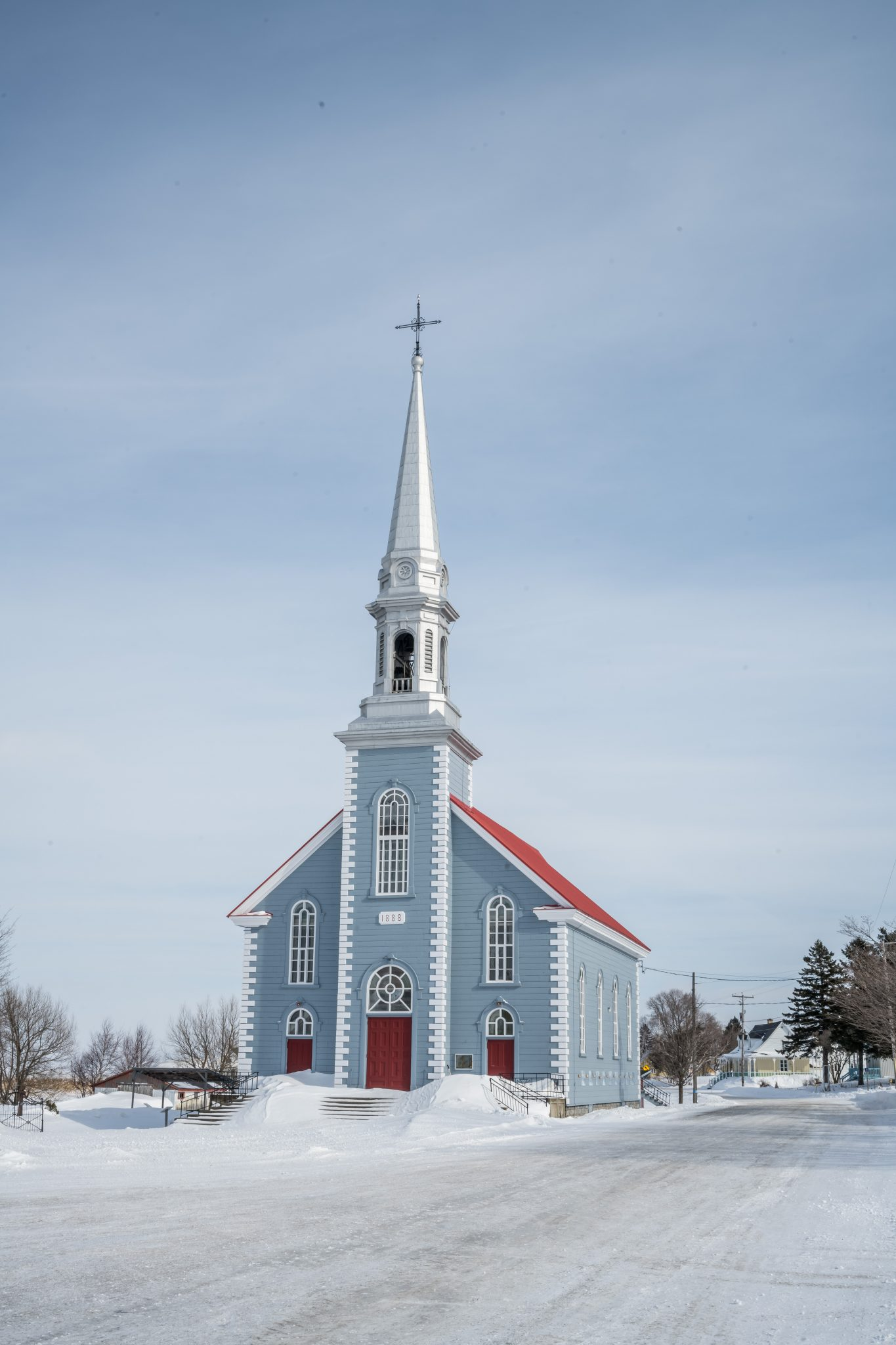 église Isle aux grues