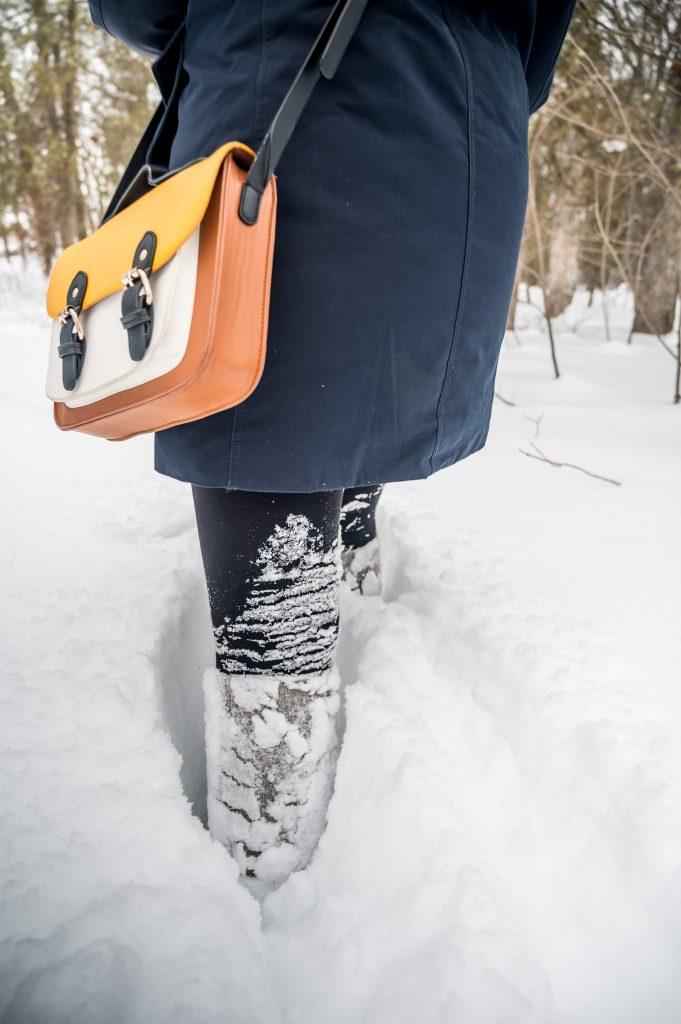 neige randonnée
