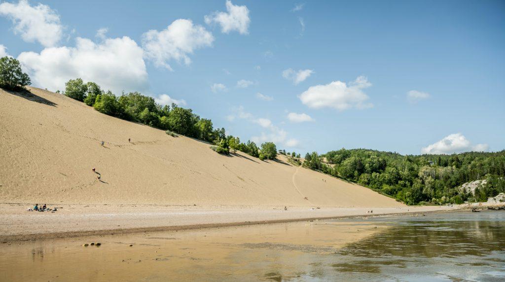 dune Tadoussac