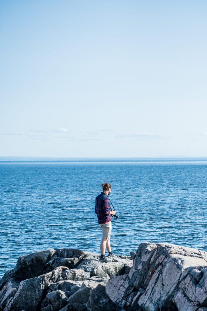 mer et monde road trip Québec