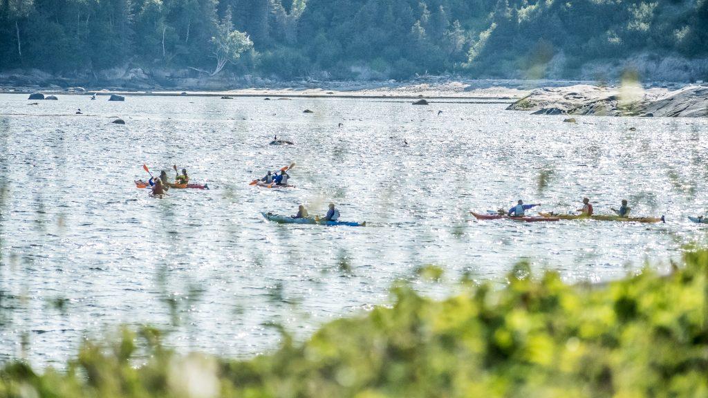 mer et monde kayak